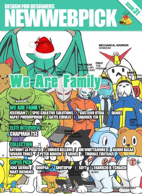 31st issue of newwebpick.com