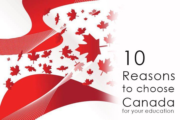 Top 10 Reasons To Choose Canada For Your Education Education And