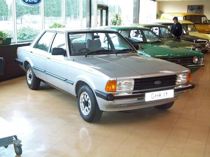 1982 Ford Cortina Crusader With Images Car Ford Classic
