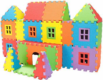 Imaginarium Build & Play Foam Tiles - Toys R Us - Toys