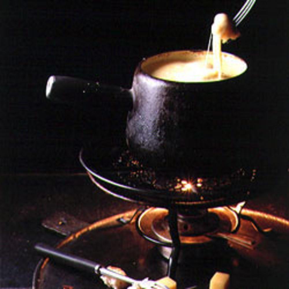 Fondue Savoyarde Recipe #fonduesavoyarde