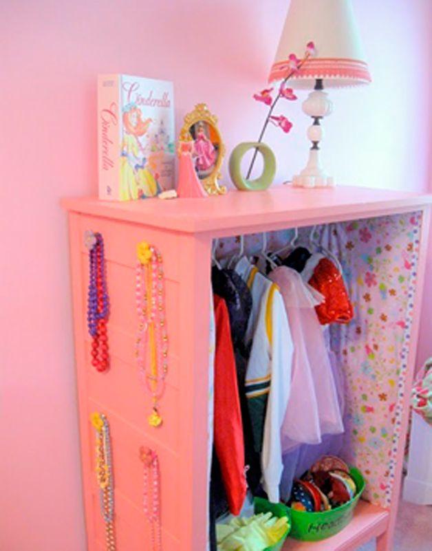 Tips c mo organizar el cuarto de los ni os conlallave - Armarios para habitacion nina ...