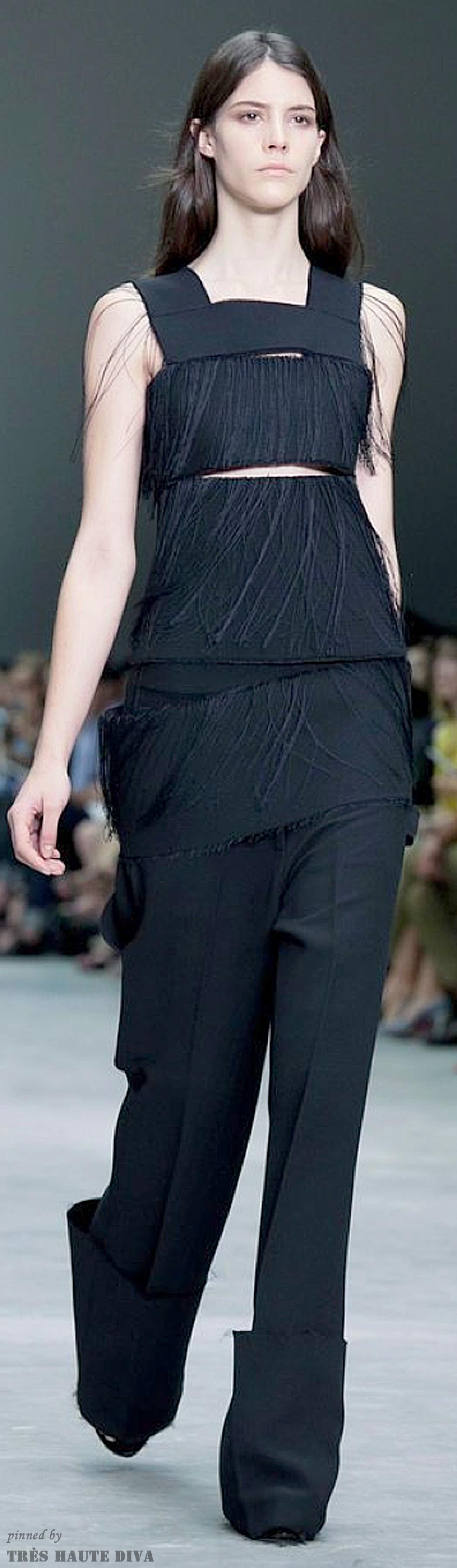 #NYFW Calvin Klein 2014 RTW www.nytimes.com/...