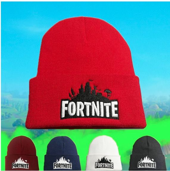 31843ca42cd Fortnite Cosplay Winter Outdoor Ski Cap Exclusive Crown Knitted  fortnite   fortnitebattleroyale  live