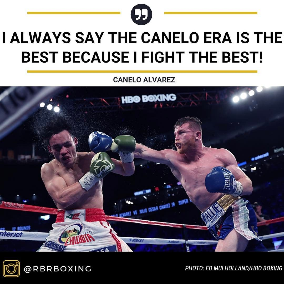 Canelo Alvarez looks to add a major win to his resume in September ...