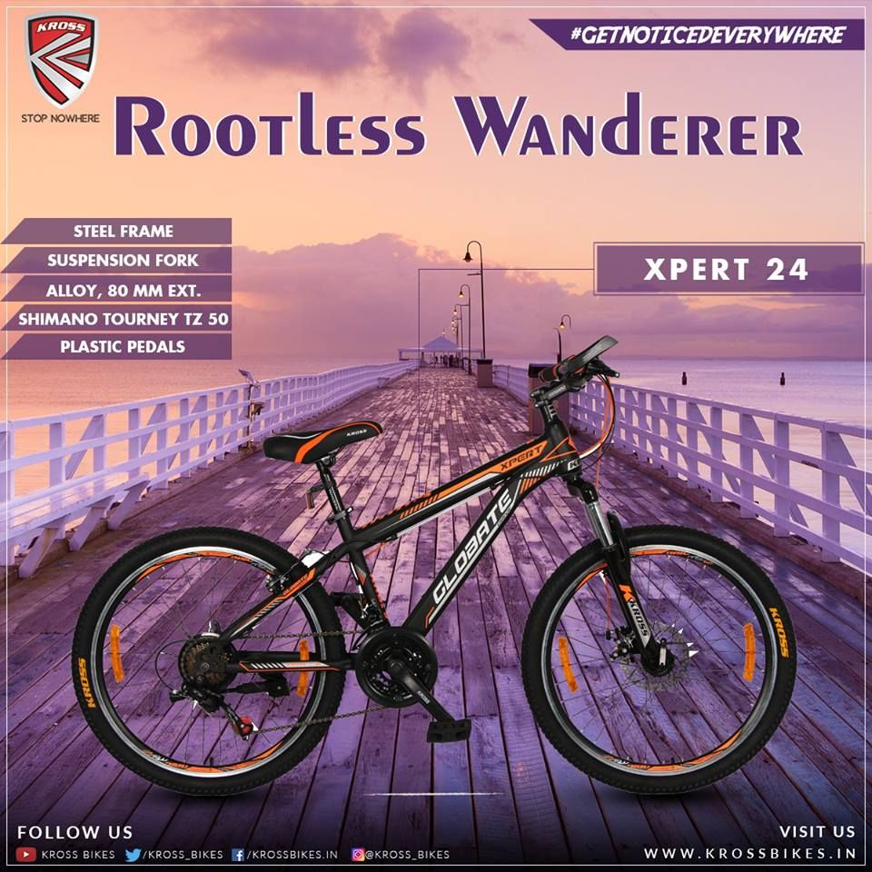 Kross Is One Of The Most Popular Bicycle Brands Known For Its Best