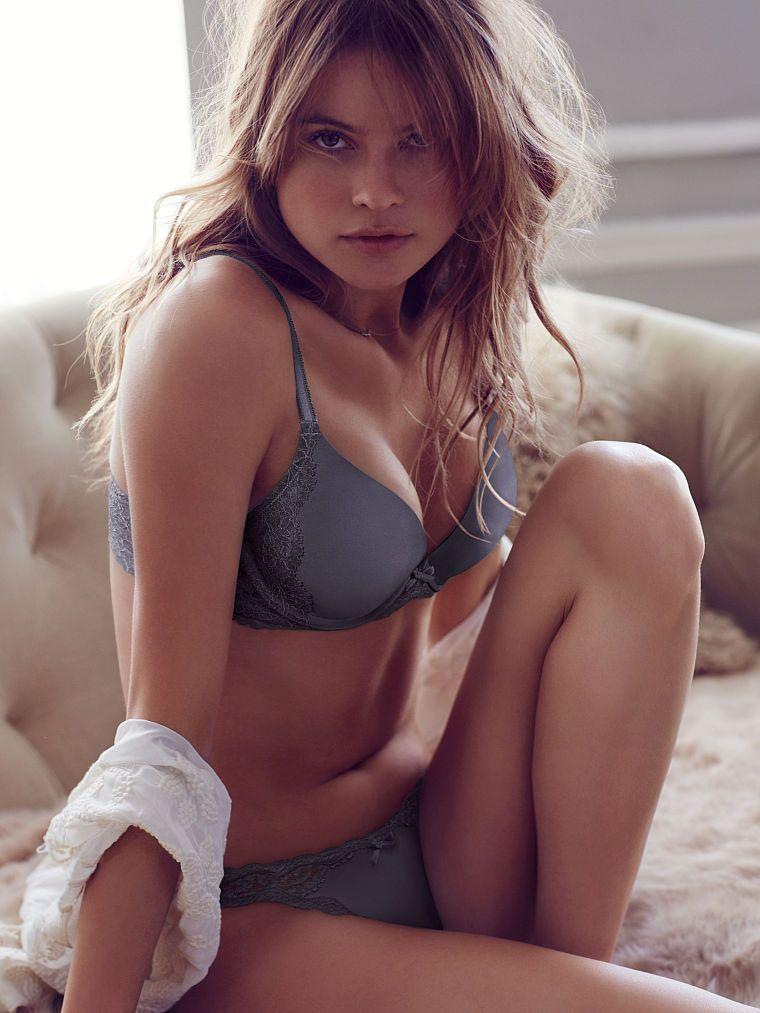 85ed874a7d0 Behati Prinsloo for Victoria's Secret Lingerie, June 2015.   Behati ...