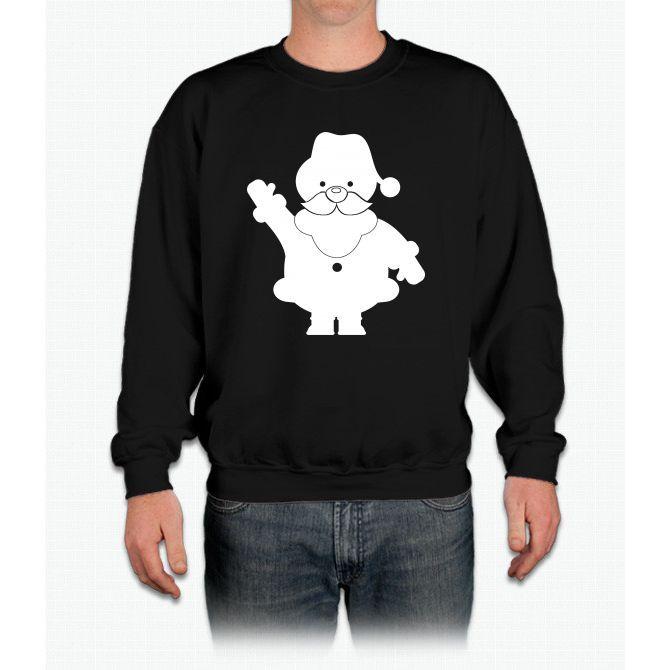Merry Christmas Crewneck Sweatshirt
