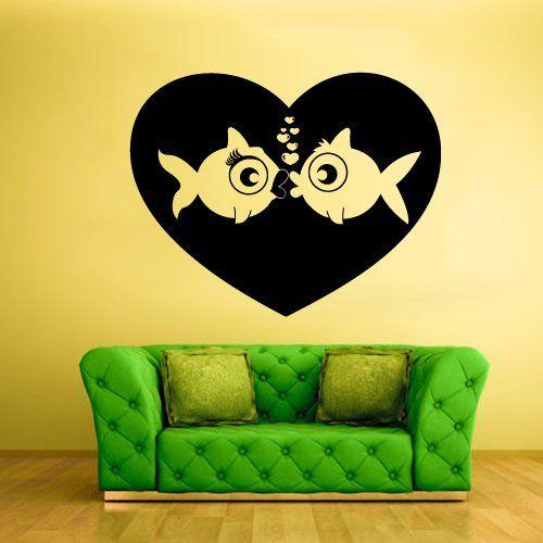 Wall Vinyl Sticker Decals Decor Art Bedroom Design Mural Modern ...