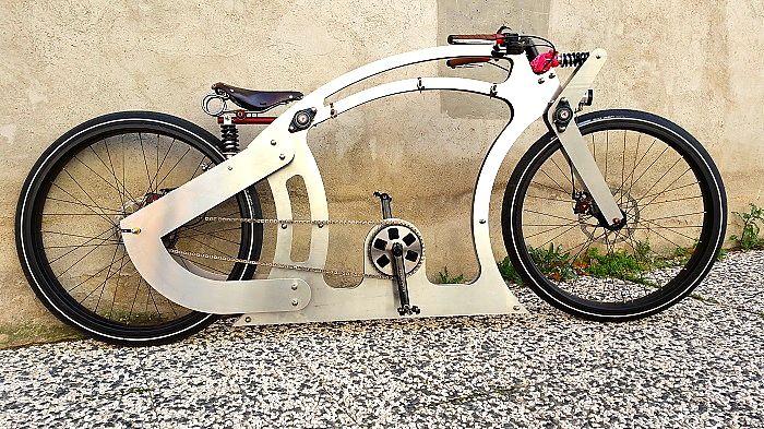 March 2016 Kustomized Bicycle Magazine Wood Bike Bike Bicycle