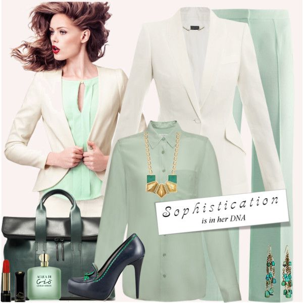 """Sophisticated Me"" by fashionme on Polyvore"