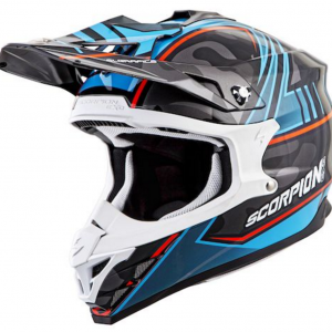 Scorpion VX35 Miramar Helmet Review Motocross helmets