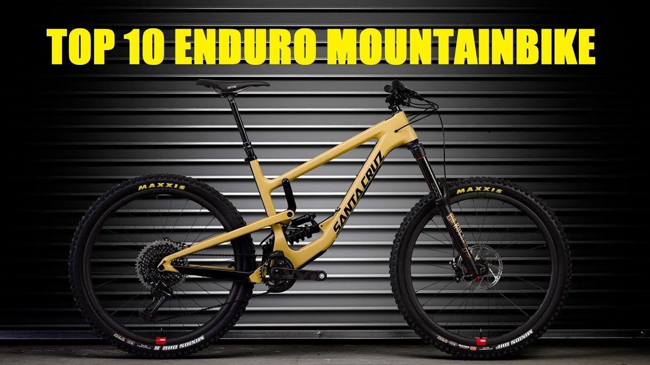 Top 10 Best Enduro Bikes 2018