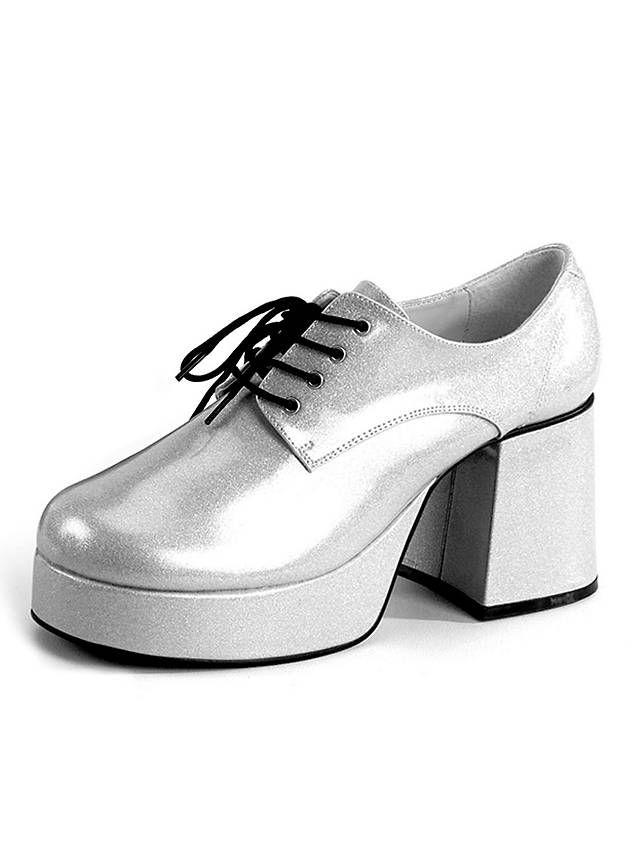 silber in 70er 2019Schuhe herren70er Schuhe Herren bYf7gy6