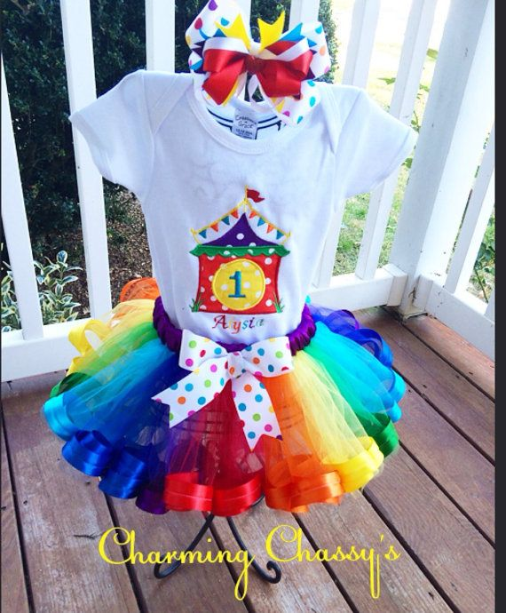 girls carnival1st birthday outfit girls circus 1st birthday outfit girls personalized 1st birthday circus first birthday