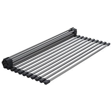 Exceptionnel Grey Rollmat Sink Drying Rack   From Lakeland