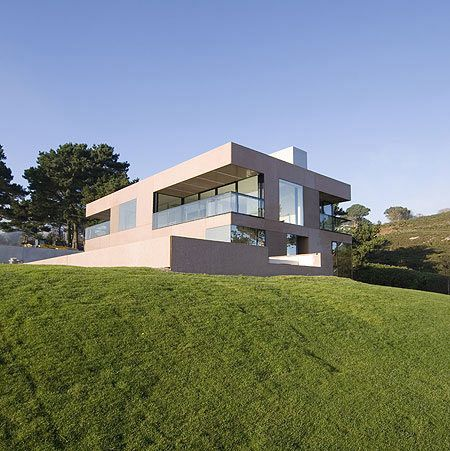 Precast house by fkl architects concrete houses architects and concrete for Prefabricated concrete homes designs