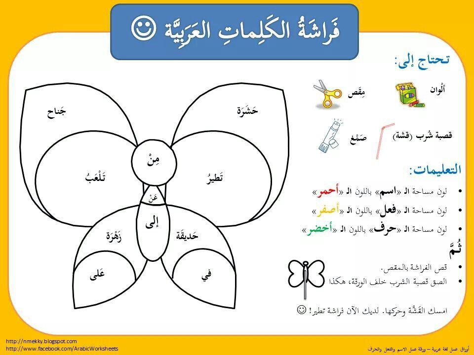 arabic worksheets apprendre l 39 arabe langue arabe et vocabulaire arabe. Black Bedroom Furniture Sets. Home Design Ideas