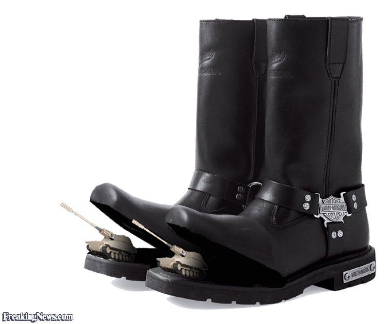 tank #boots!