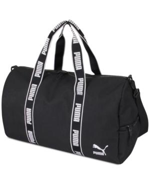 a419627432d3 Puma Conveyor Duffel Bag - Black