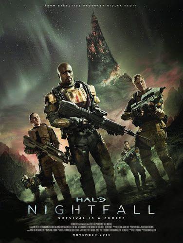 Halo Nightfall Dvdrip Latino Peliculas Audio Latino Online Peliculas Peliculas De Accion