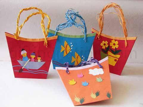 These Bags Will Make A Perfect Goody Bag For Return Gifts On Your Kids Birthday