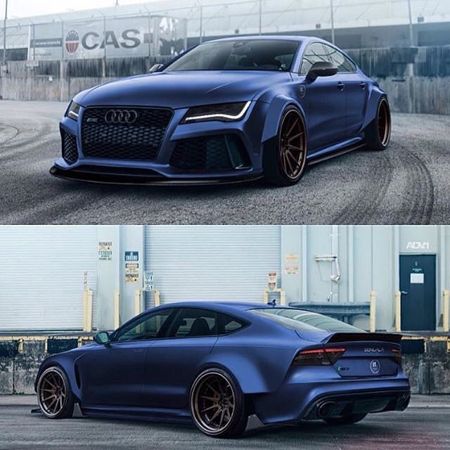 Audi RS7 • Thanks For 40,000 Followers • Use