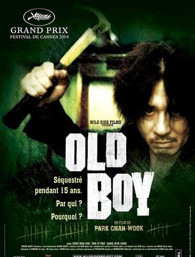 Old Boy 2003 Stream