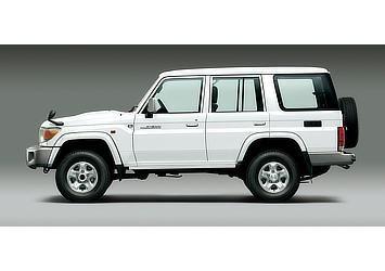 Toyota Land Cruiser 70 Series Re-release | Autos | Toyota