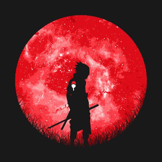 Pin Em Sohranennye Piny Anime wallpaper red moon