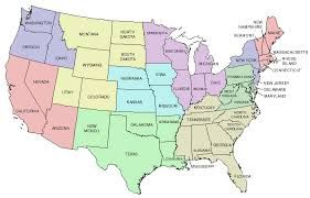 Wyoming On A Us Map Image result for wyoming usa map | maps | Map, Social studies