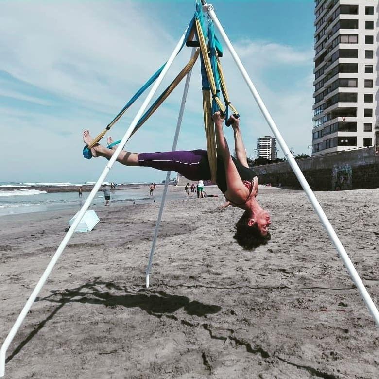 Soporte Columpio De Yoga Aereo Fabricacion Y Venta En Www