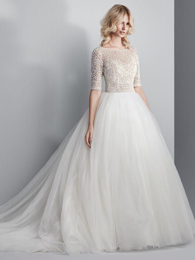 Trendy wedding dresses  Maggie Sottero Wedding Dresses  Maggie sottero Wedding gowns