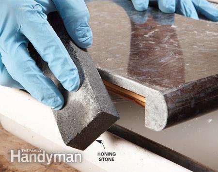 Granite Countertops How To Install Granite Tile Granite Tile