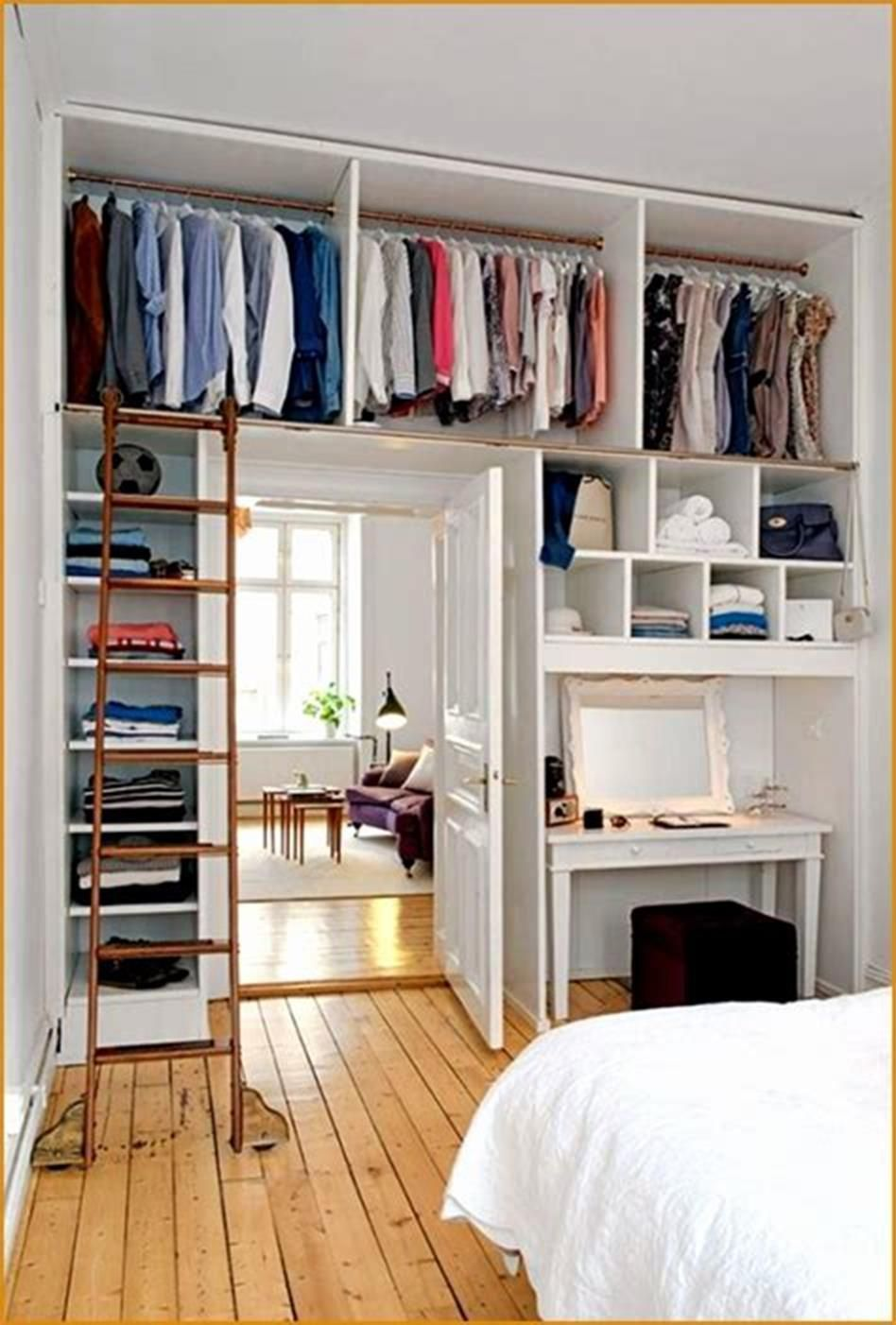 Best 45 Storage Ideas For Small Bedrooms On A Budget Comedecor Minimalist Bedroom Design Small Bedroom Designs Minimalist Bedroom