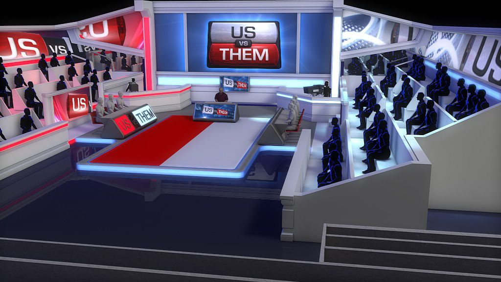Game show set design images galleries for Find and design tv show