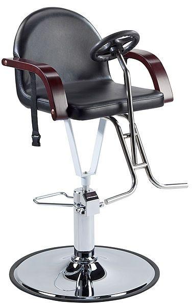 Kids Salon Chair Memory Foam Bean Bag Barbershop Pinterest Chairs Salons And