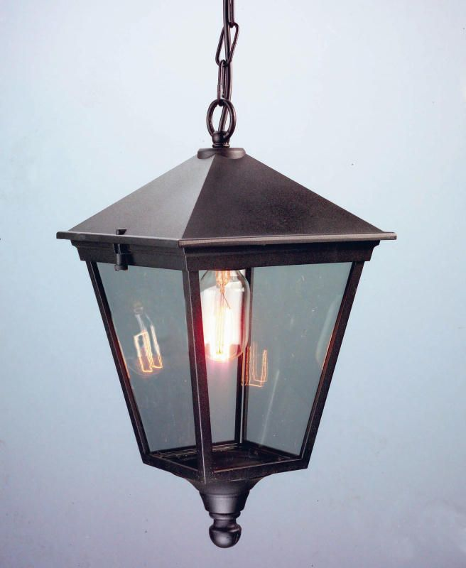 Elstead Turin T8 Chain Lantern, £143.10. For More
