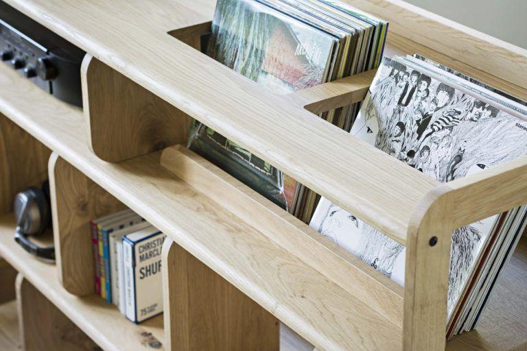 44 Meubles Pour Ranger Des Vinyles Meuble Vinyle Mobilier De Salon Rangement Vinyle