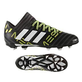 Adidas Youth Lionel Messi Nemeziz 17 3 Fg Black Electricity Http Www Soccerevolution Com Store Products Adi 10810 F Soccer Gear Soccer Shoes Messi Soccer