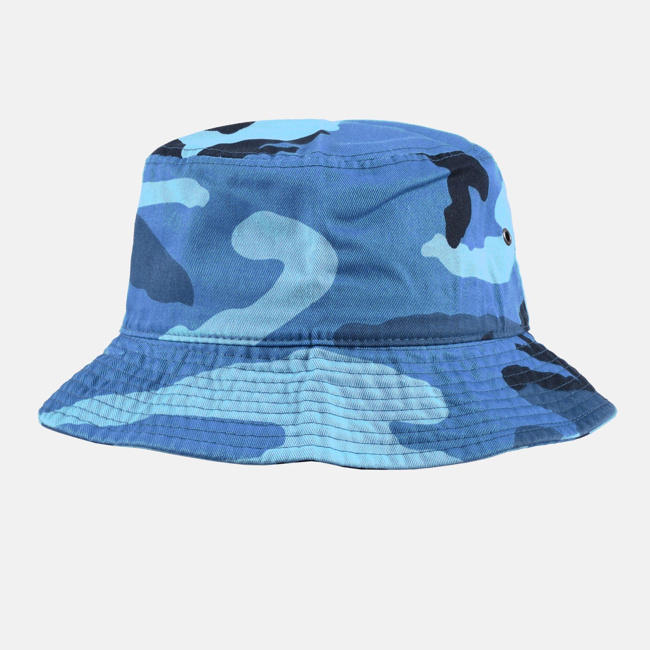 White Aesthetic Bucket Hat