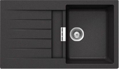 black sink - Google Search   Kitchen   Pinterest   Black sink ...