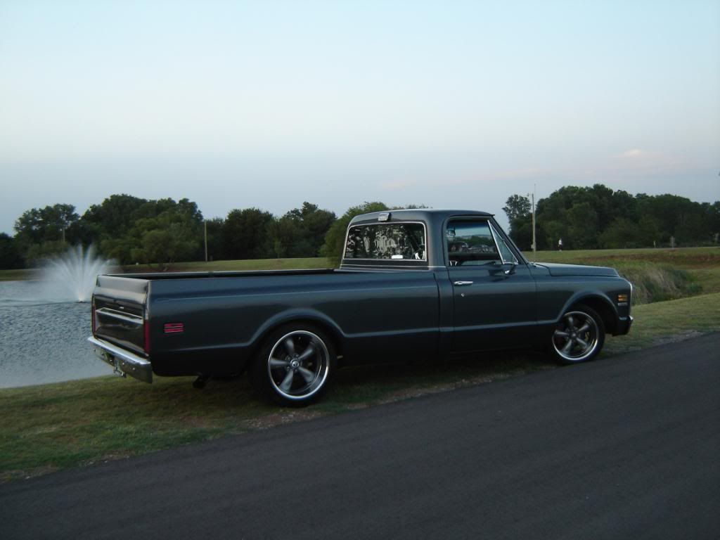 Post pics of your Longbed Trucks!! No short stuffs allowed ...