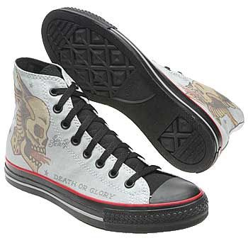 cc567f7b762d Tattooed Shoes  Sailor Jerry and Chuck Taylor Combined » My Relax ...