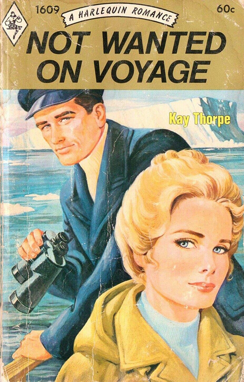 Kay Thorpe | Vintage Mills & Boon/Harlequin Covers