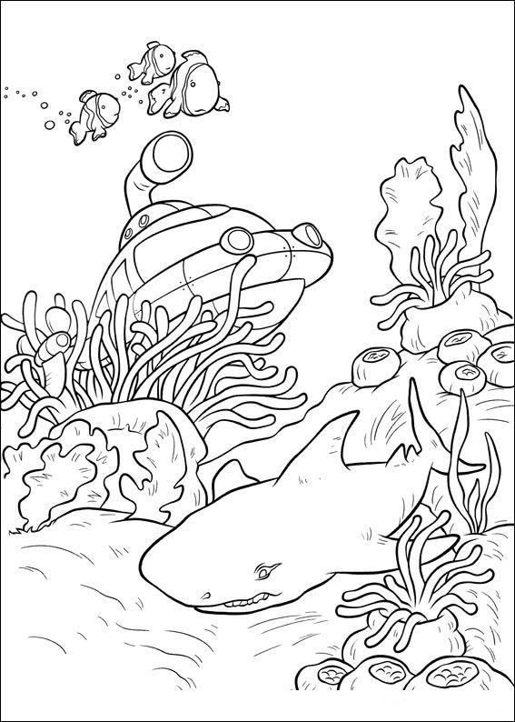 Dibujos para Colorear Mini Einsteins 41 | Dibujos para colorear para ...