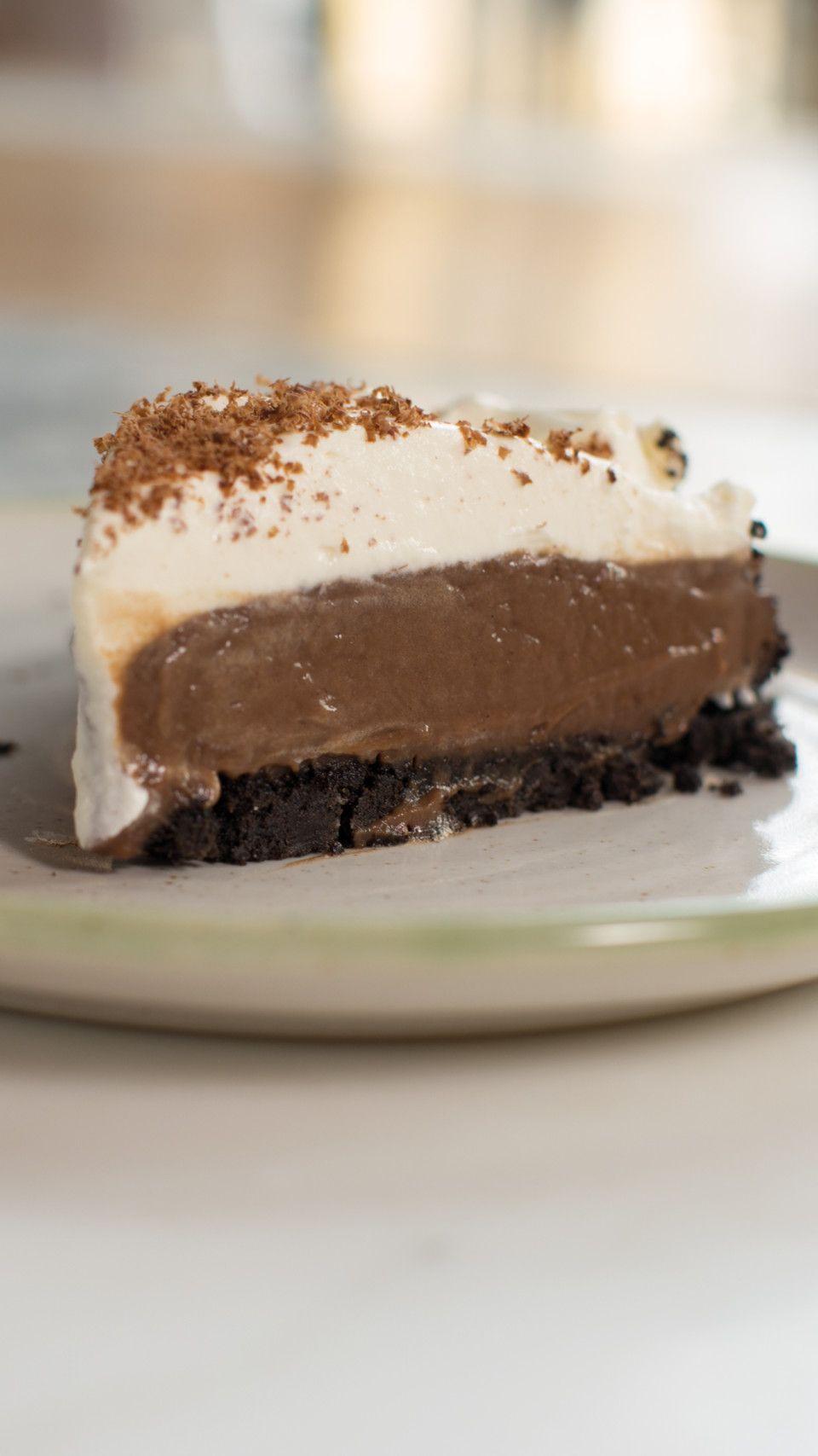 Mississippi Mud Pie ~ Recipe