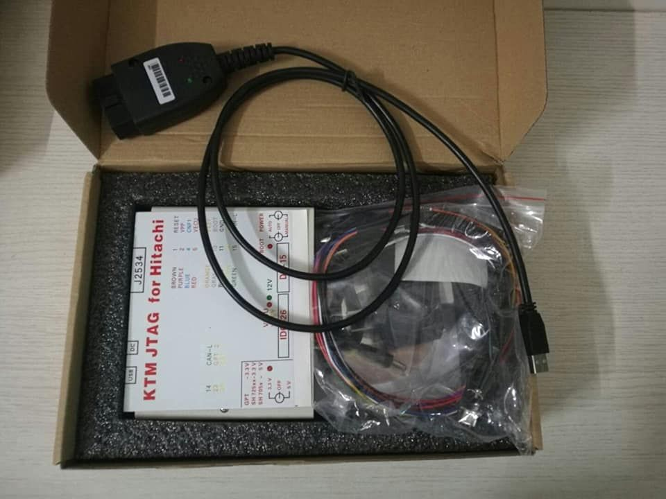 KTM FLASH KTMFLASH Car ECU Programmer With PCM Flash Power