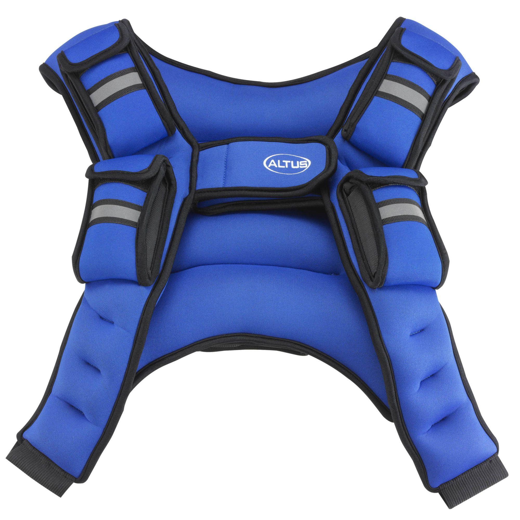 Adjustable maxvest Color Blue Vest 99 Neoprene, 1
