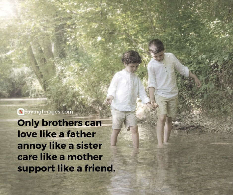 20 Fun and Loving Happy Brother's Day Quotes and Messages
